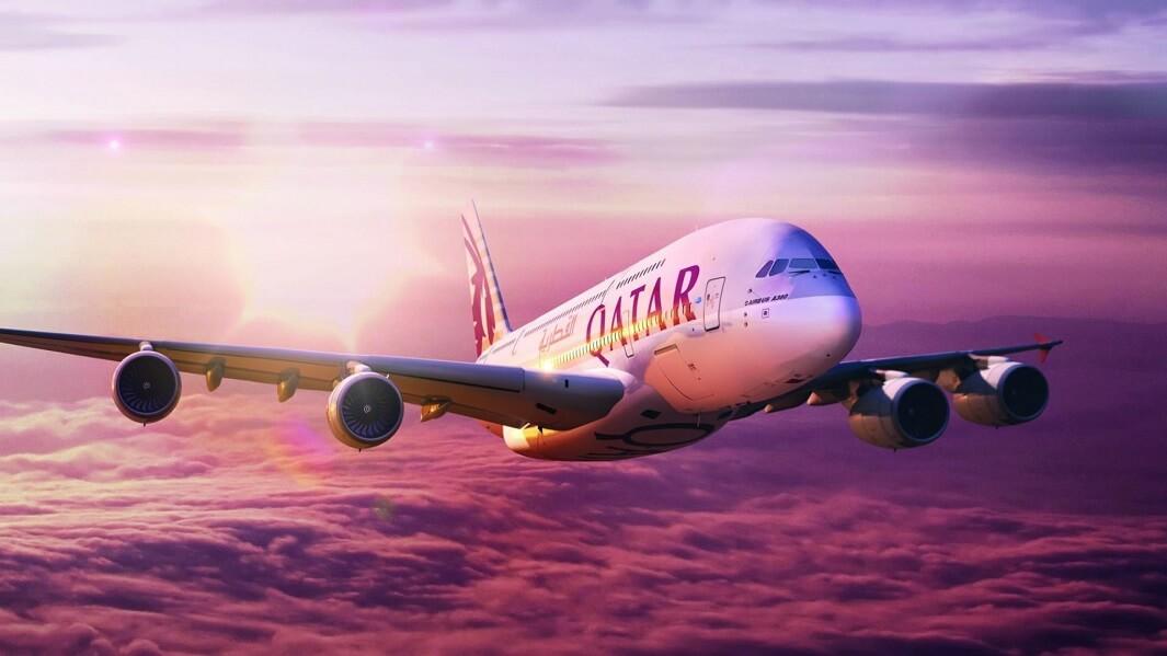 Aerolínea Qatar Airways reportó pérdidas de USD 2.000 mil millones en 2019-2020