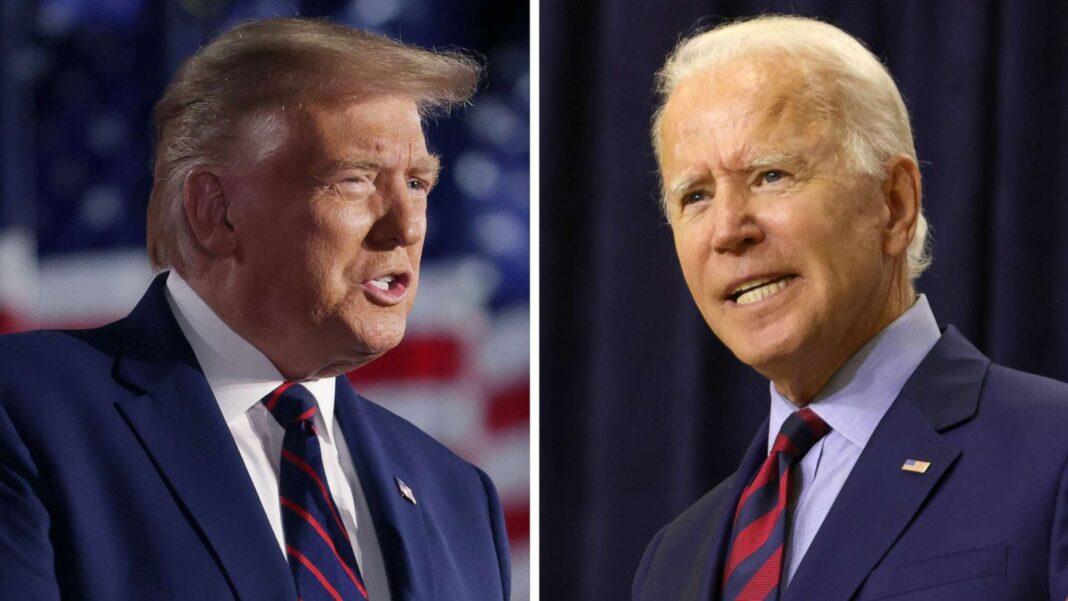 Trump vs Biden Choque caótico entre los candidatos a tan sólo 1 mes de las elecciones en Estados Unidos
