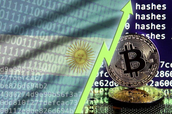 Argentina: El Bitcoin supera los 2.5 millones de pesos