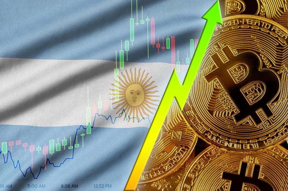 Argentina El Dólar Bitcoin alcanza los 2 millones de pesos