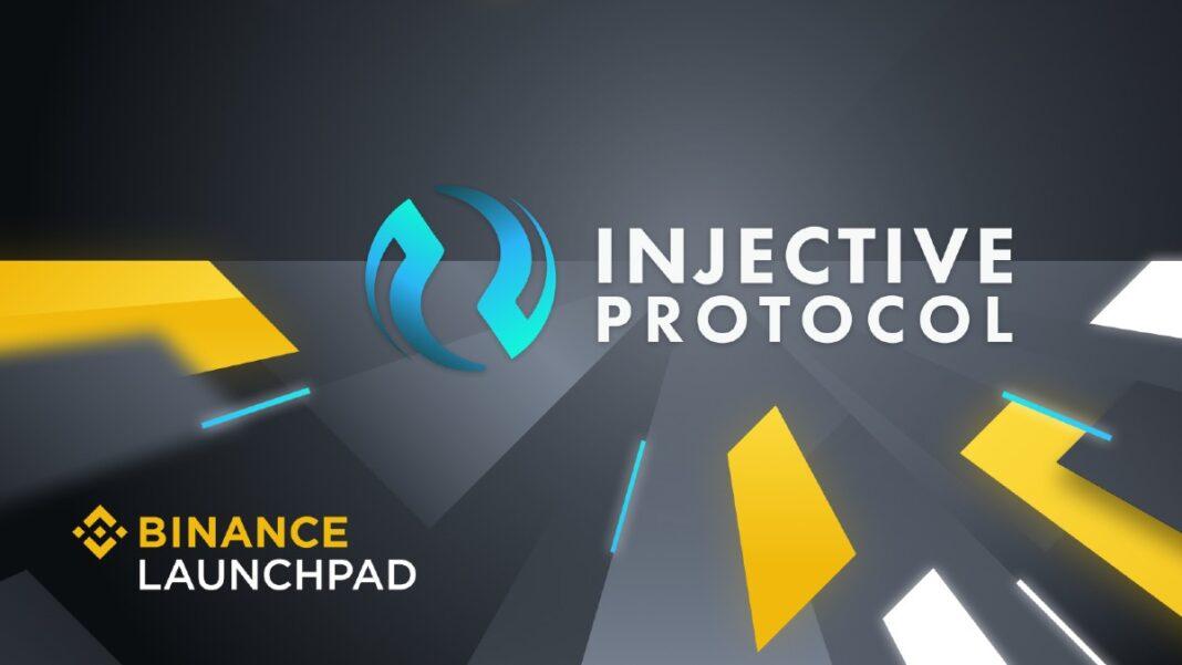 Binance Launchpad tendrá soporte para Injective Protocol