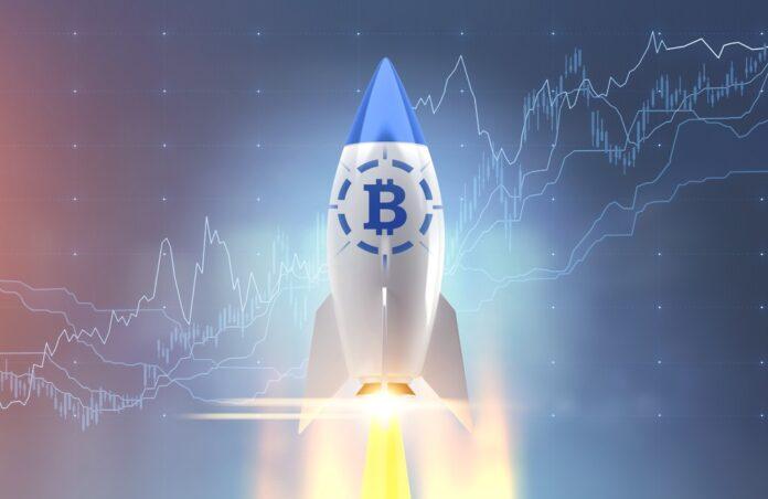 Bitcoin se dispara Rompe correlación con las acciones y se acerca a lo USD 12K