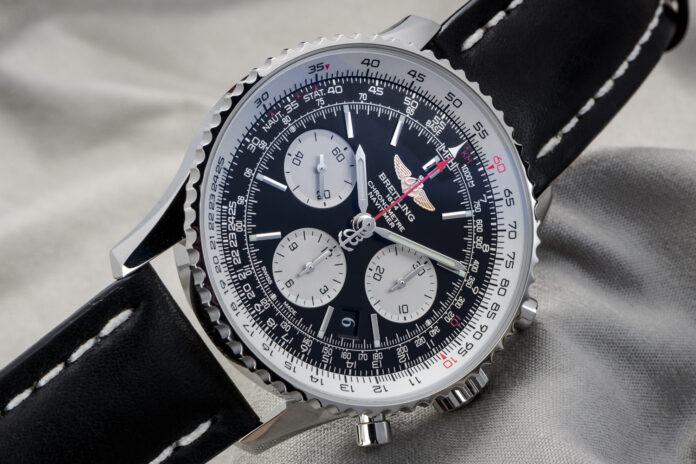 Breitling watches usará tecnología Blockchain