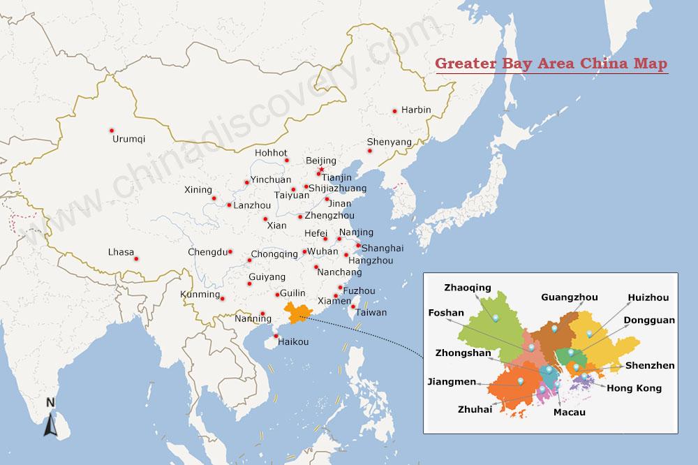China proporciona mayor autonomía a Shenzen en su esfuerzo por constituir la Greater Bay Area
