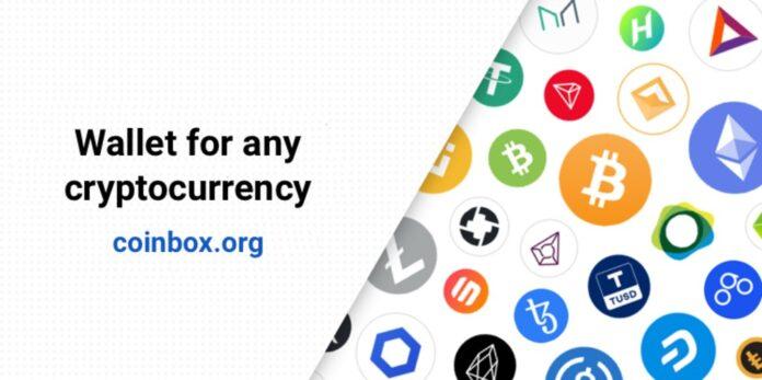 Coinbox.org agrega staking de criptomonedas a su billetera