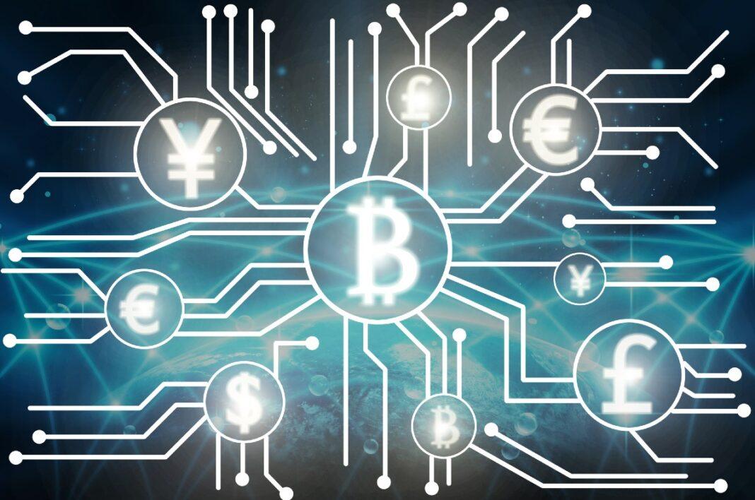Conversor de divisas y criptomonedas
