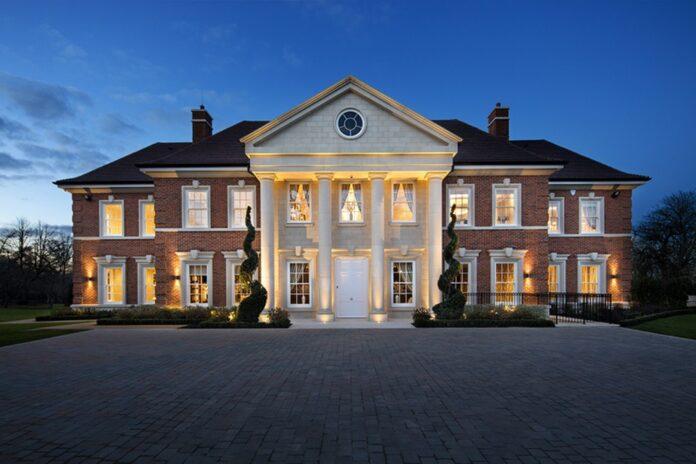 Mansiones en Londres en descuentos increíbles No lo creo