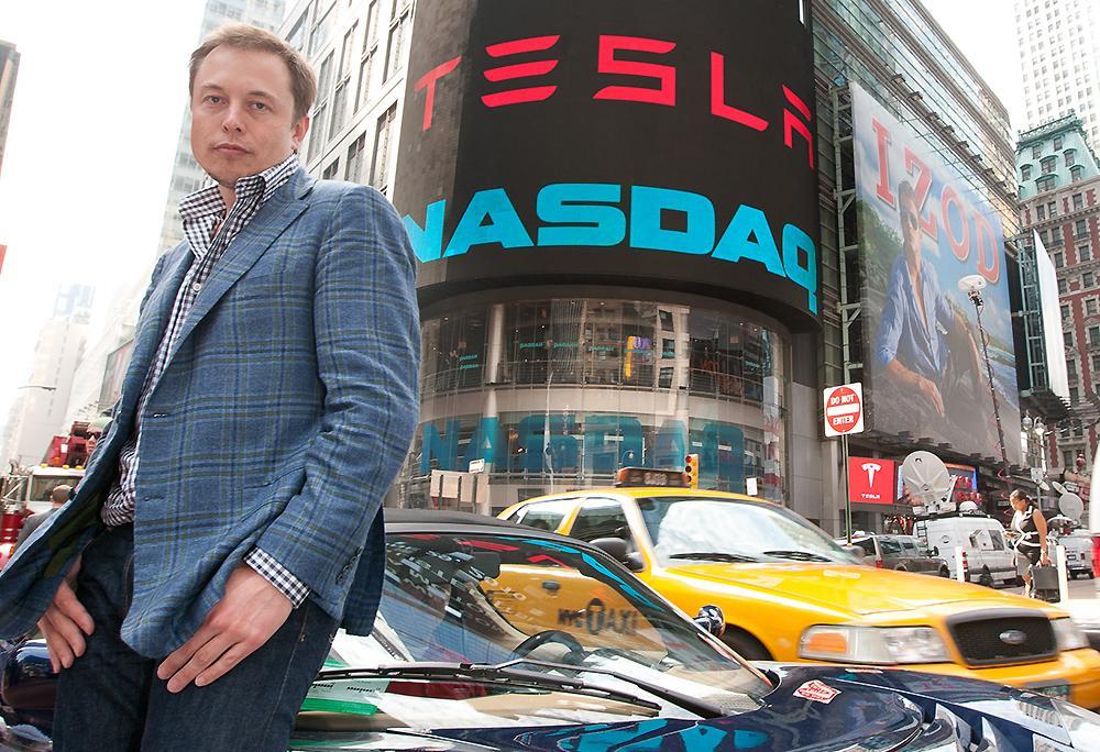 Tesla mantiene buena racha y supera ganancias estimadas