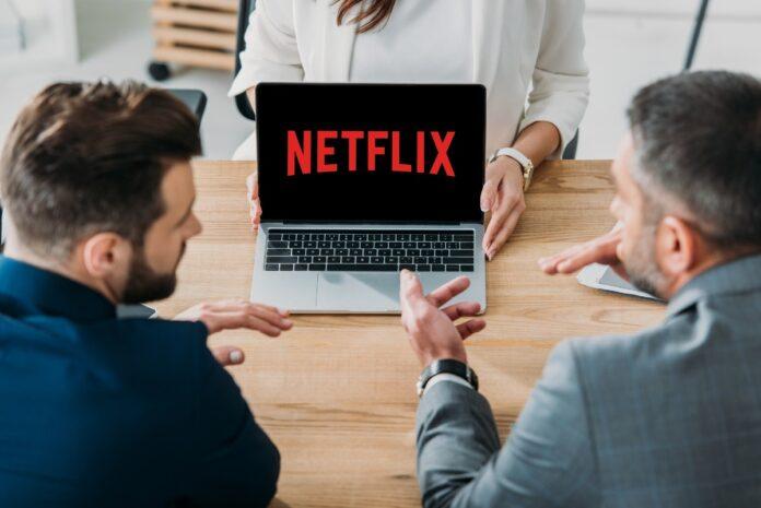 Wall Street posa su mirada alcista en las acciones de Netflix