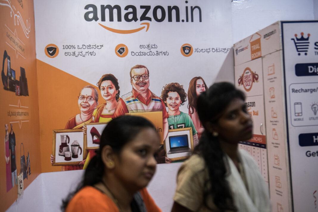 Amazon construye un centro de datos de $2.8 millardos en la India
