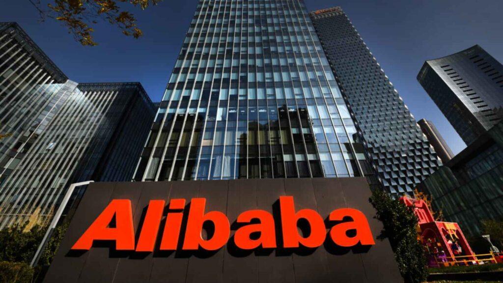 Alibaba es una de las Big-Tech más poderosas del mundo, y ahora es acusada de monopolio y se encuentra en la mira de las autoridades de China. Fuente: CNBC