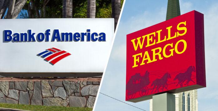 Cómo ve el mercado las acciones de Bank of America y Wells Fargo para 2025