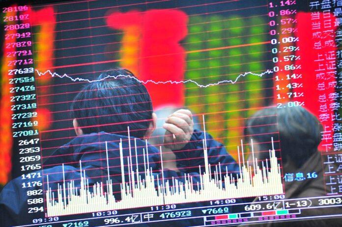 Inversionistas venden bonos chinos frente a posible crisis crediticia