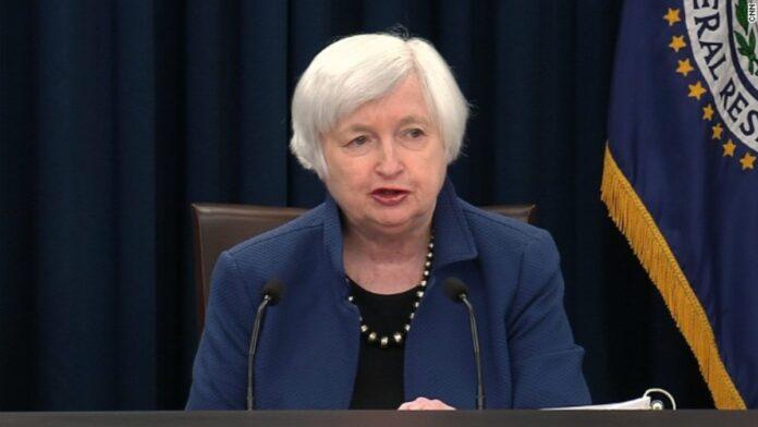 Janet Yellen la expresidenta de la FED podría convertirse en la primera secretaria del tesoro