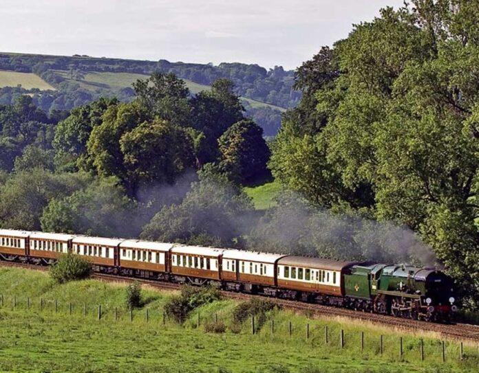 Te imaginas subirte al tren de Hogwarts Conoce al Belmond British Pullman