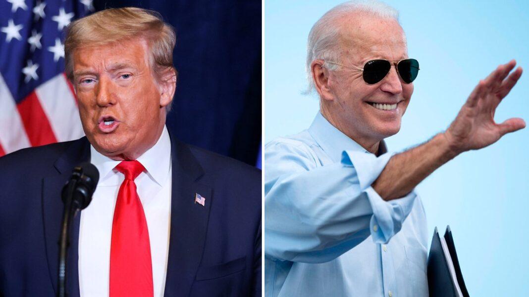 Trump y Biden confiados en la victoria