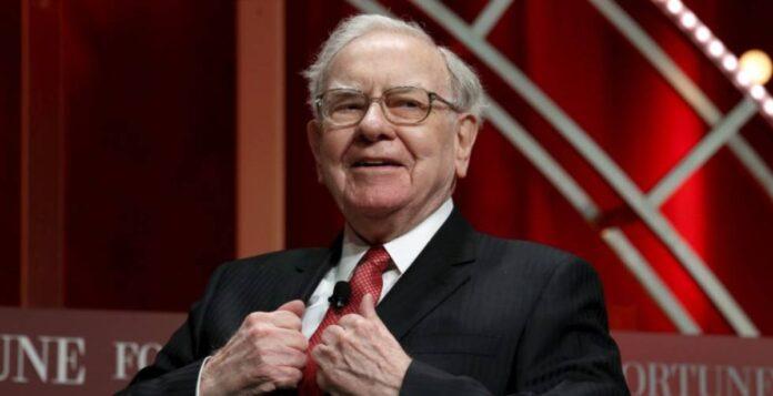 Warren Buffet recompra sus propias acciones