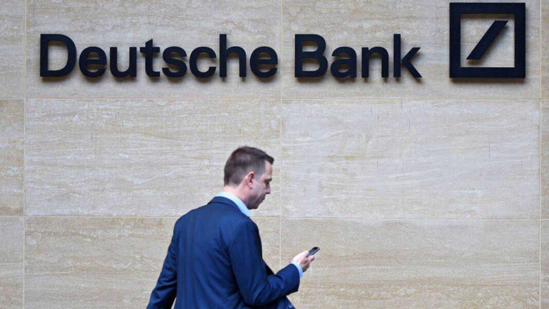 Deutsche Bank oro podría caer hasta 12 por ciento