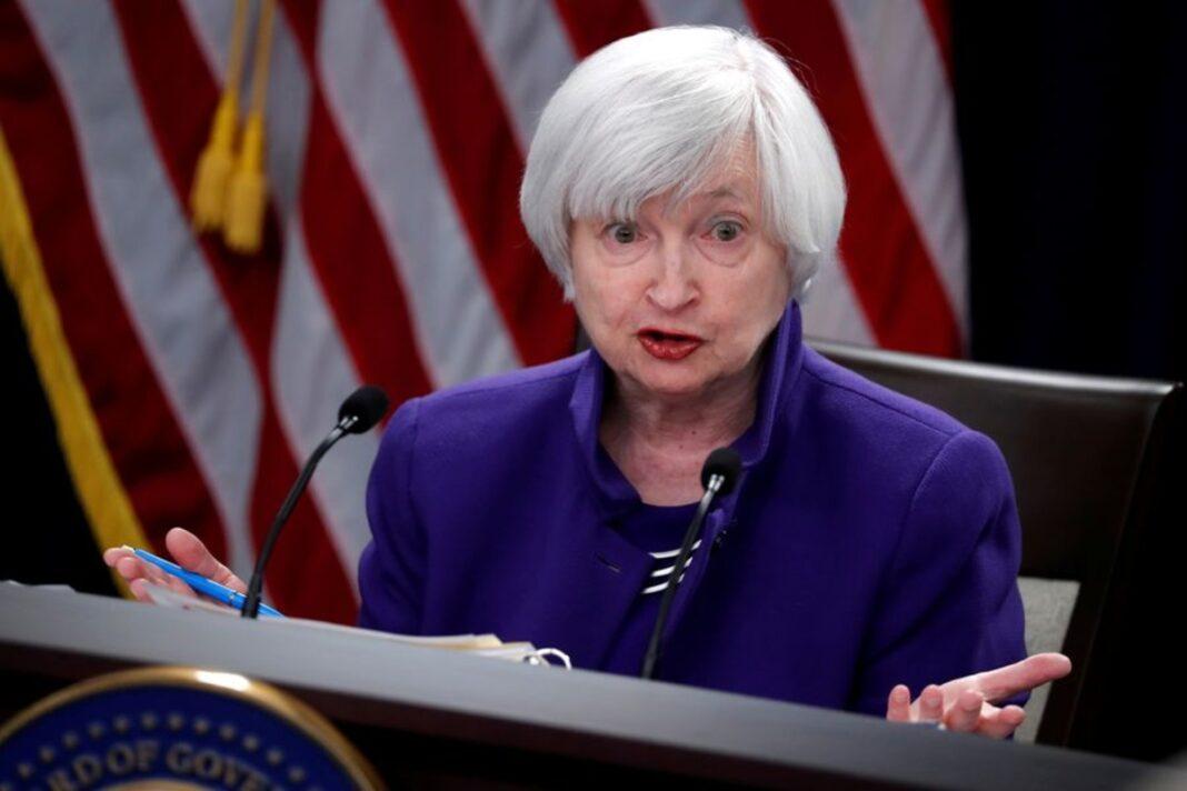 Janet Yellen es confirmada como Secretaria del Tesoro