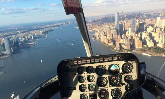 Pronto será posible movilizarse por Nueva York en Helicóptero