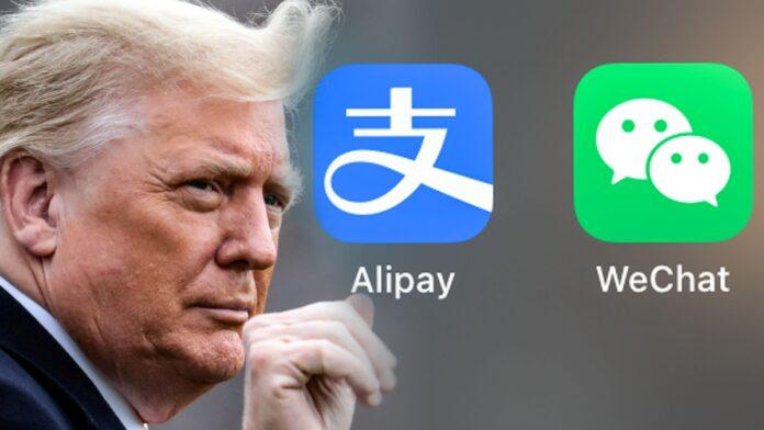 Trump ordena la prohibición de uso de Alipay en los Estados Unidos