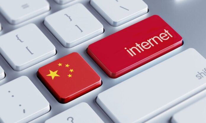 China cerca de mil millones de usuarios de internet