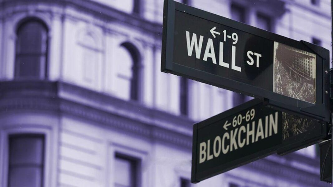 Wall Street de la Blockchain a las criptomonedas