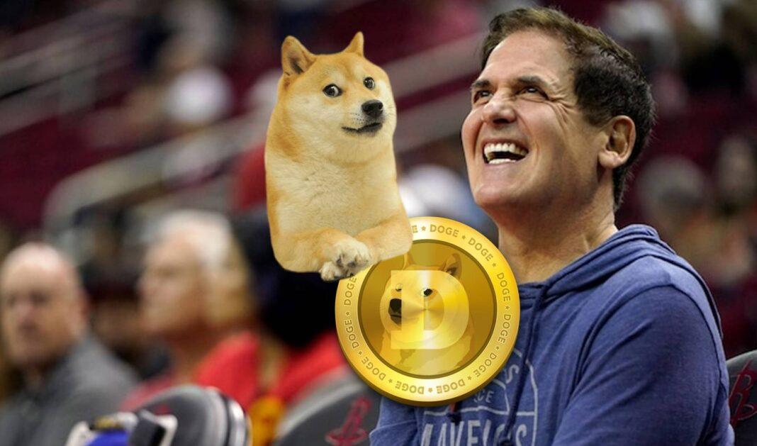 El precio de Dogecoin podría llegar a USD 1 según Mark Cuban