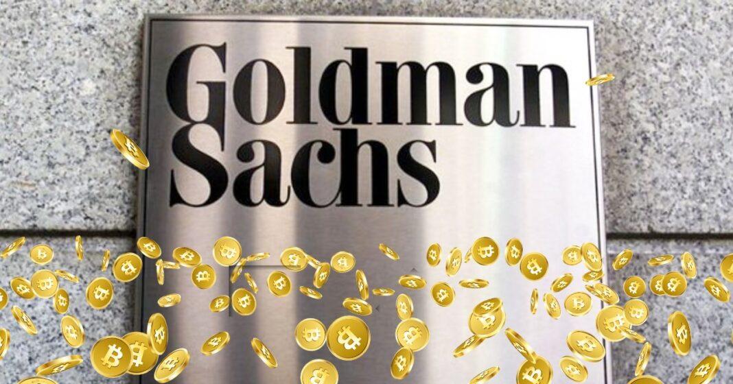 Goldman Sachs El 40 porciento de nuestros clientes posee Bitcoin BTC u otras criptomonedas