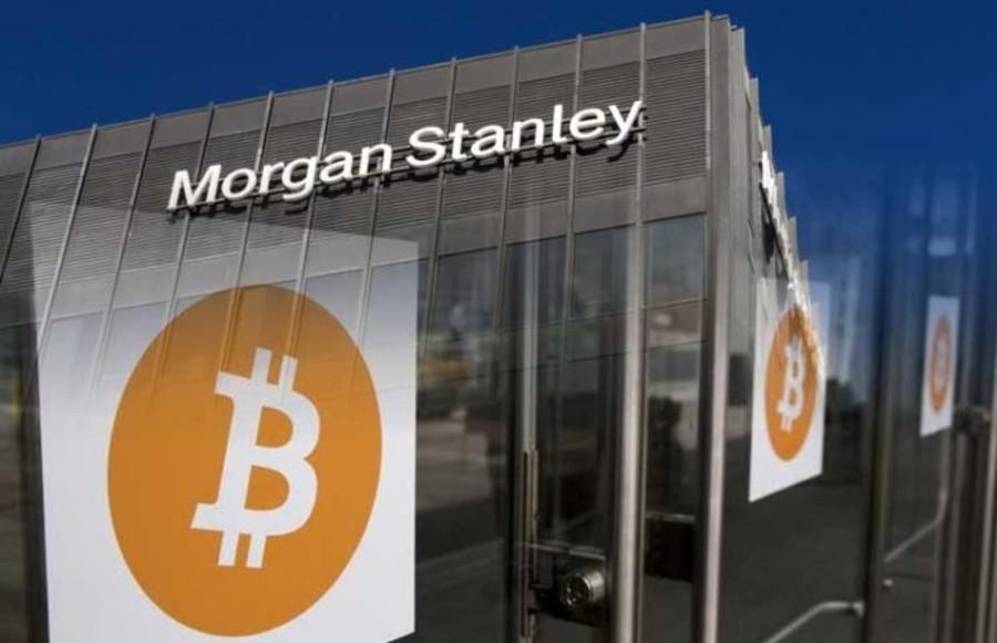 Morgan Stanley se convierte en el primer banco en ofrecer fondos en Bitcoin