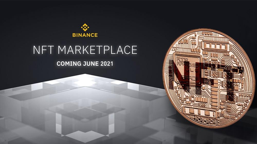 Binance lanzará su propio mercado NFT