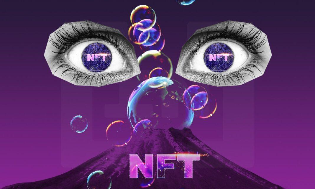 La burbuja de los NFT