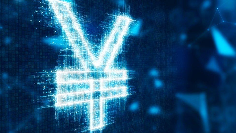 Los yuanes digitales Las expectativas siguen creciendo