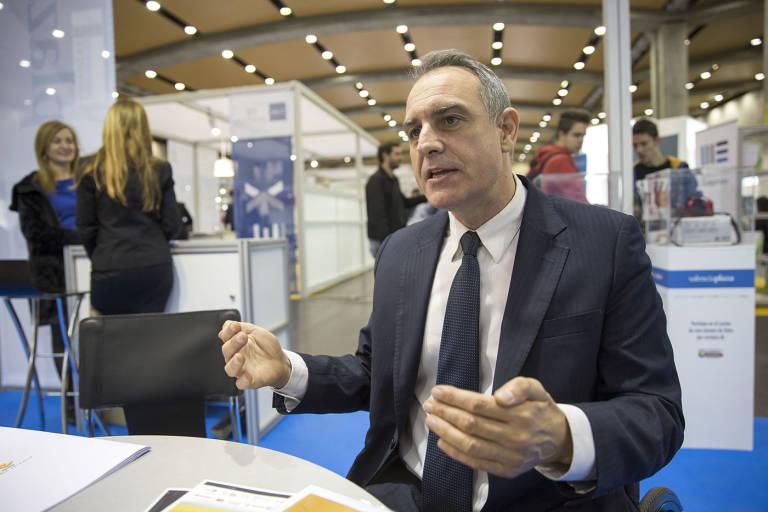 Pablo Gil, representante de XTB, estima que el mercado está en una burbuja próxima a romperse.