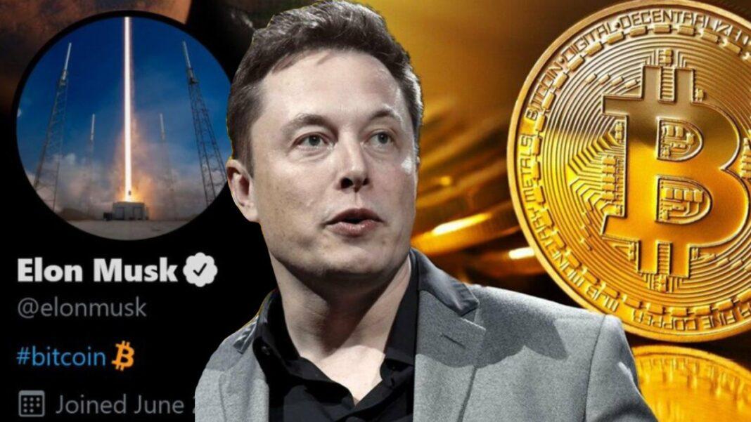 Elon Musk niega en Twitter que Tesla haya vendido sus BTC