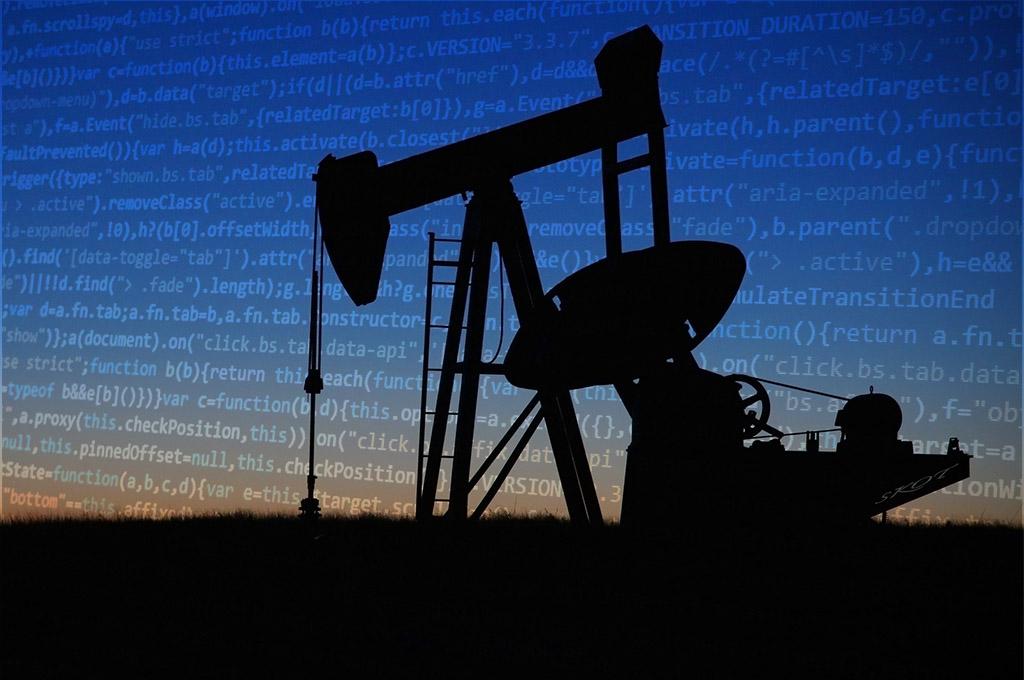 Los futuros del petróleo incrementan tras un ciberataque