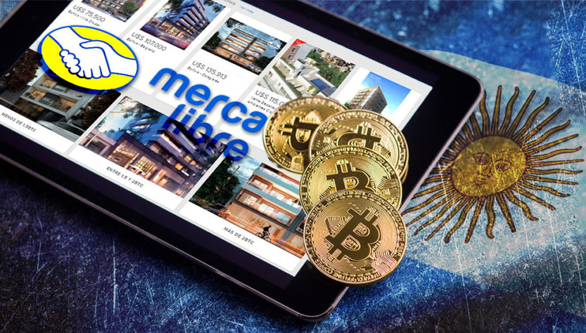 Mercado libre y Bitcoin. Fuente: Google