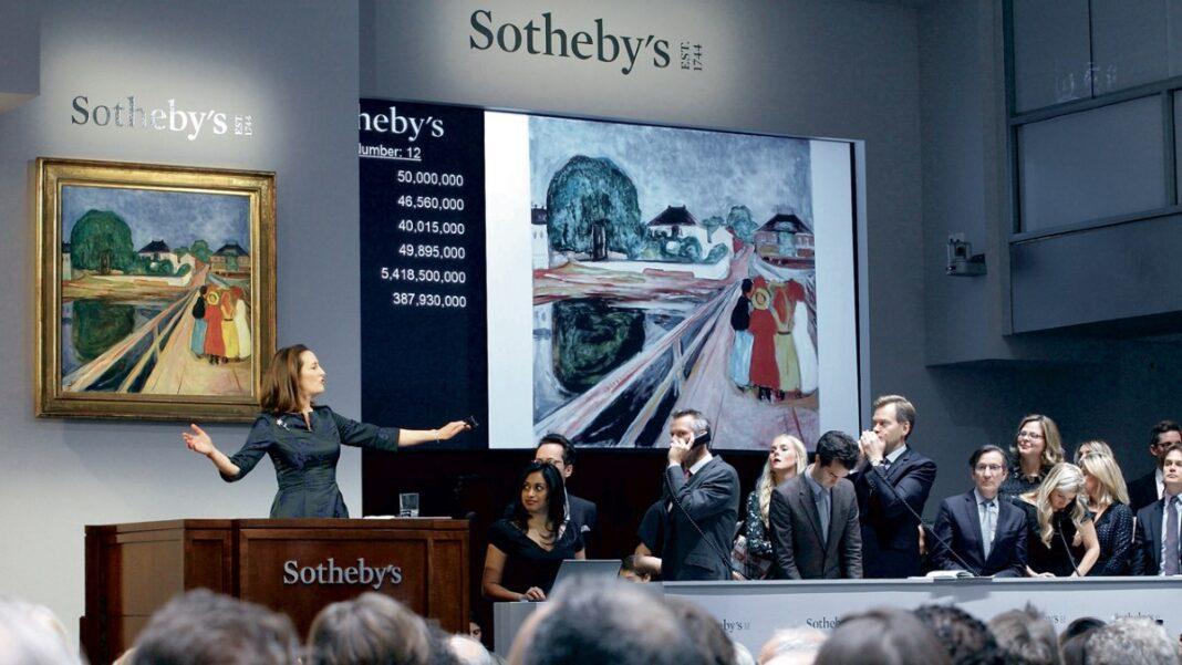 Sothebys aceptará Bitcoin y Ethereum para subasta de Banksy