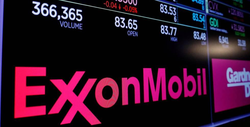 Acciones de Exxon podrían subir hasta un 40% según experto del Bank of America