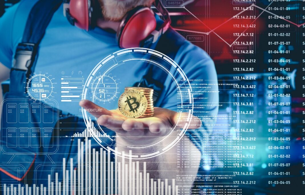 Minería Bitcoin estructuración ideal para mini granja