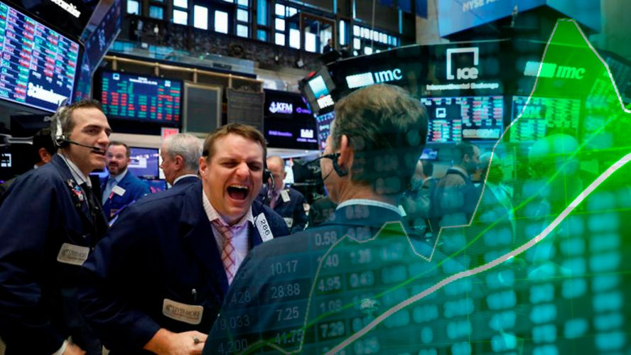 Wall Street mantiene el rumbo alcista