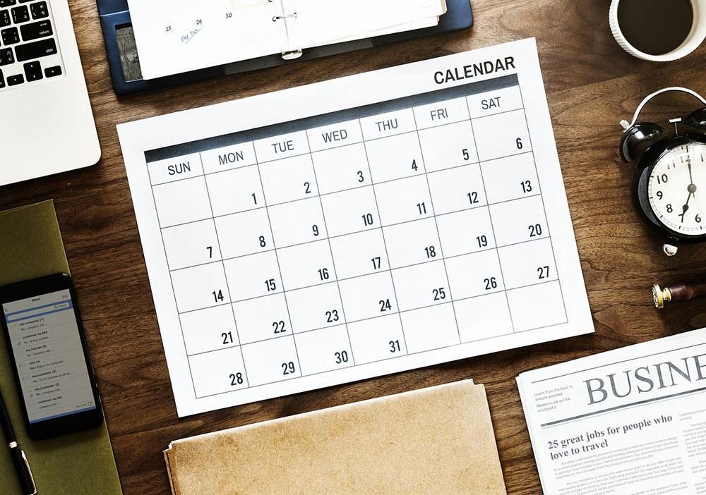 Calendario Forex Una semana ajetreada para los mercados globales