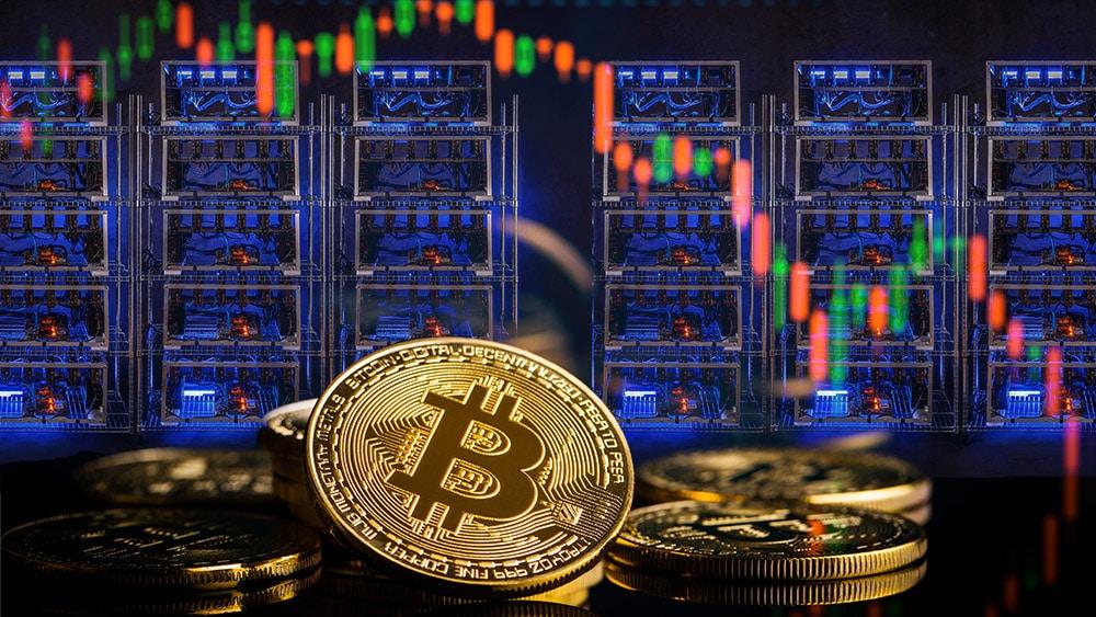La caída más grande en la historia de la dificultad minera de Bitcoin