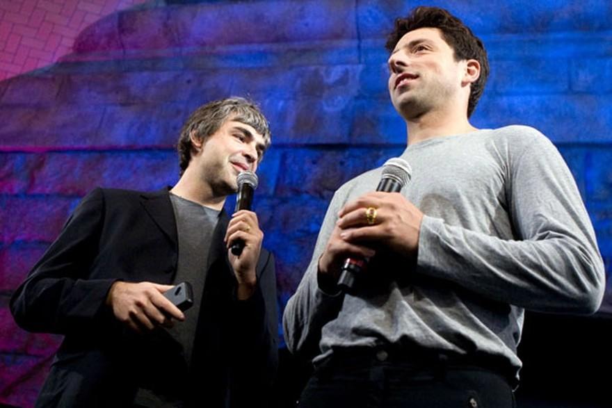 Los fundadores de Google vendieron US$ 1 mil millones en acciones desde mayo