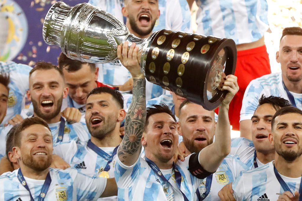 Mercado Argentino Las acciones de Messi se disparan