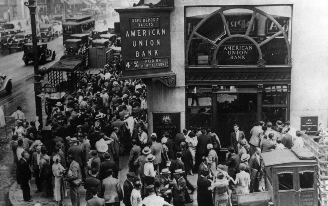 Un paseo por Wall Street del siglo XIX