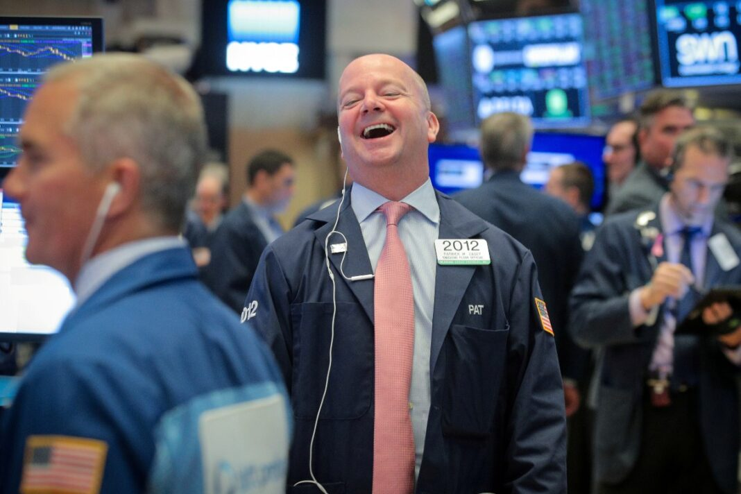 Wall Street quedó positivo esta semana