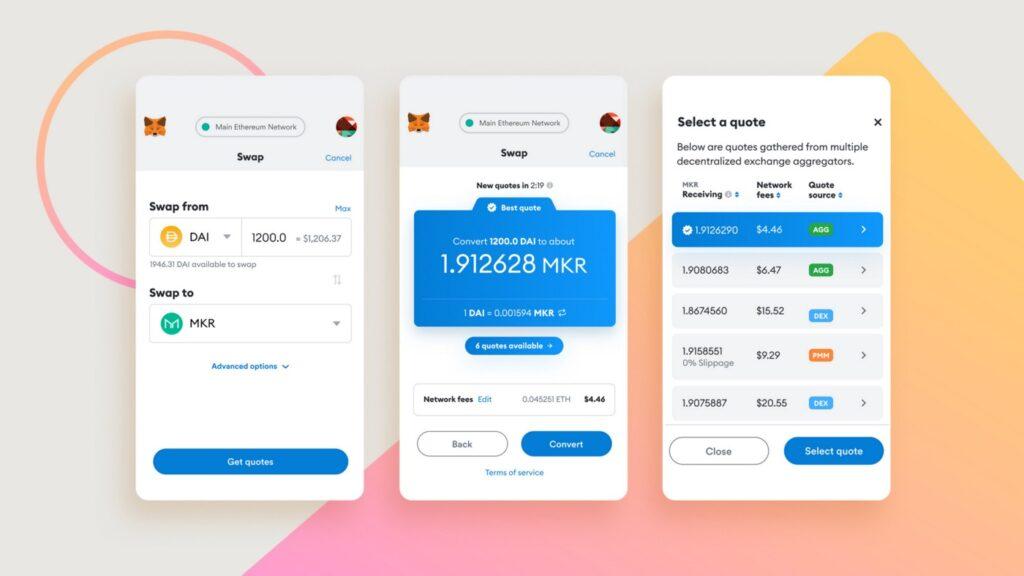 MetaMask, la billetera digital considerada como el puente entre las criptomonedas y las Finanzas Descentralizadas (DeFi) alcanza 10 millones de usuarios activos de manera mensual. Fuente: Medium