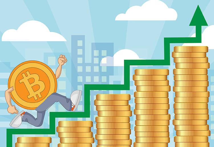 Bitcoin Subimos hasta el 8 de agosto