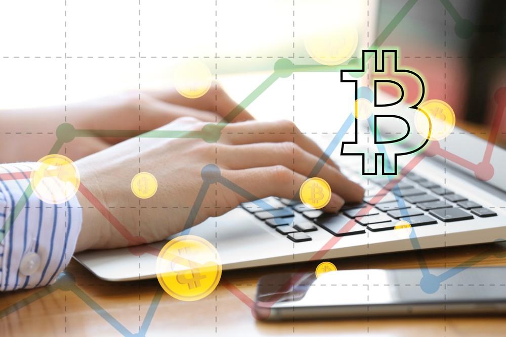 Crecida de Bitcoin impulsa algunas acciones en la bolsa